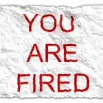 Fired! Facebook. Church. Social Media.